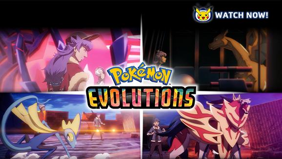 O episódio 1 da nova série limitada de animação de Pokémon já está disponível