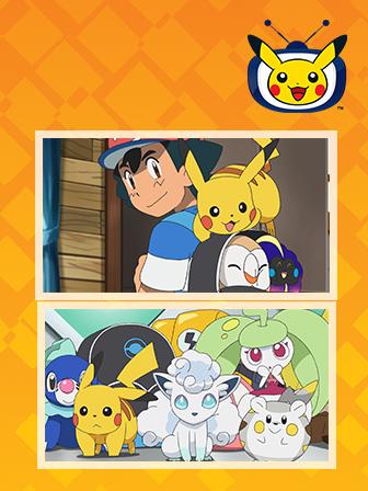 A TV Pokémon está com um novo visual