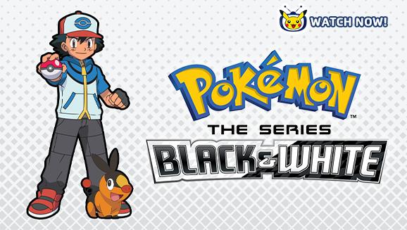 A Região de Unova está à sua espera na TV Pokémon!