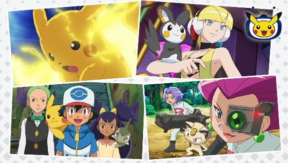 Unova-regionen väntar på Pokémon TV