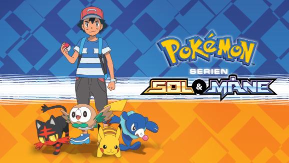 Titta på <em>Pokémon-serien: Sol & Måne</em> på Pokémon TV