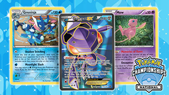 Prepare for the Pokémon TCG US National Championships!