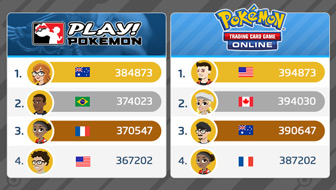 Take a Look at New Pokemon.com Leaderboards!
