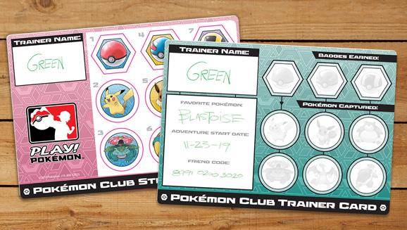 New to Pokémon? Join a Pokémon Club!