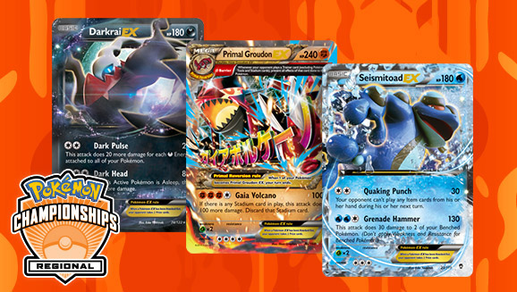 Spring Ahead into the Pokémon TCG Spring Regionals!