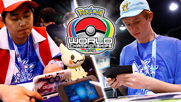 Watch the Pokémon World Championships!