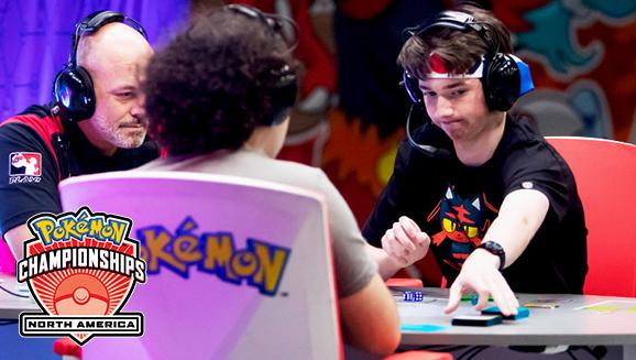 Multiple Routes to a Pokémon TCG Championship
