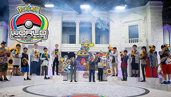 Meet the 2019 Pokémon World Champions!