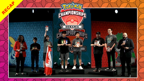 Pokémon TCG Oceania International Championships Recap