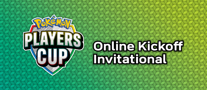 Pokémon Players Cup Pokémon TCG Kickoff Invitational