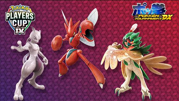 Pokémon Players Cup IV Pokkén Tournament DX Global Finals Preview