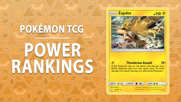 Pokémon TCG Power Rankings