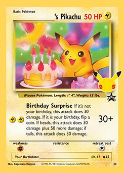 _____'s Pikachu