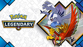 Lugia and Ho-Oh Land at GameStop