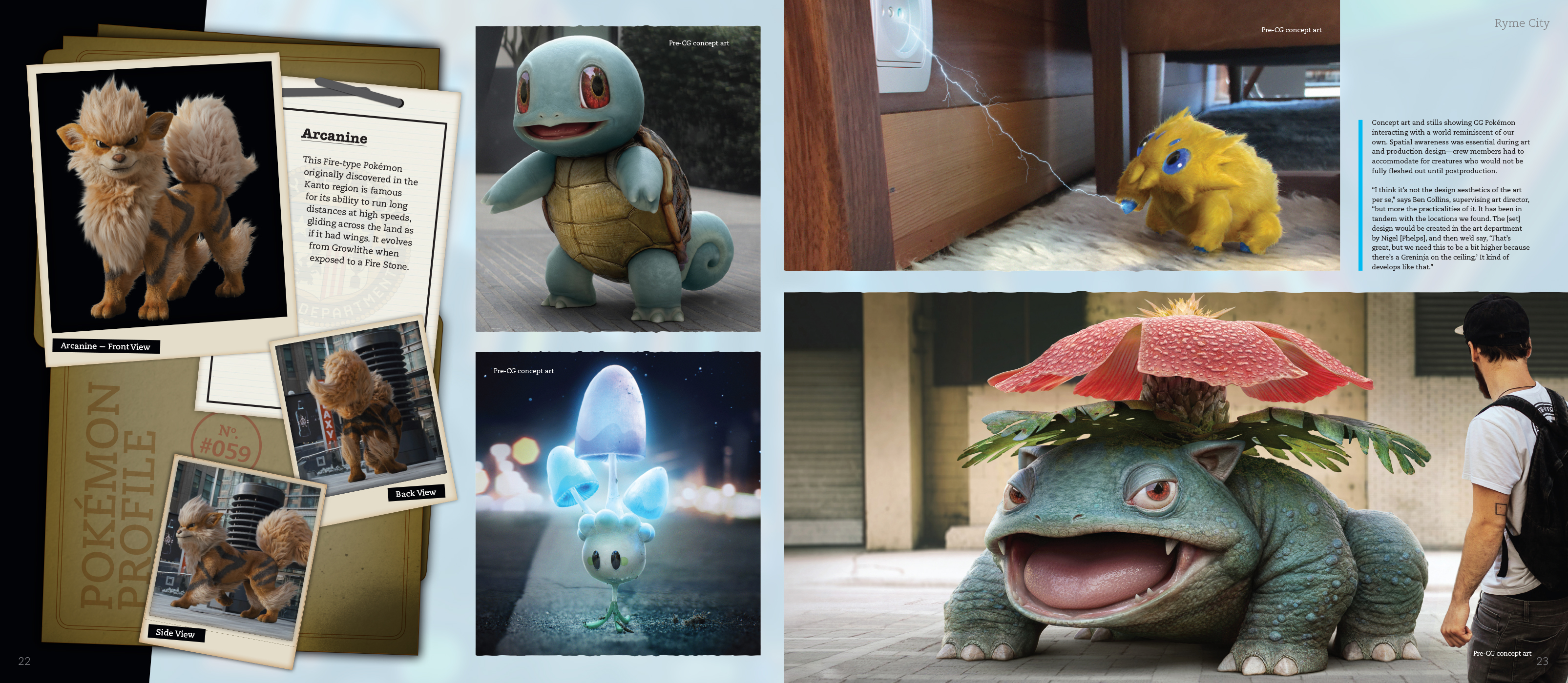 Go Behind The Scenes Of Pokemon Detective Pikachu Pokemon Com
