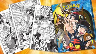 The Pokémon Manga Heads to Alola!