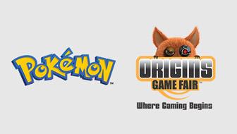 Play Pokémon at Origins!