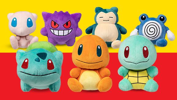 Shop at the <br />Pokémon Center!