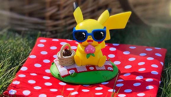 A Sweet New Pikachu Funko Figure Arrives