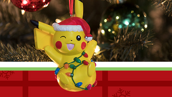 Have Yourself a Pikachu Holiday