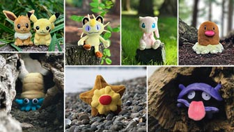 Collect Your Favorites from Kanto