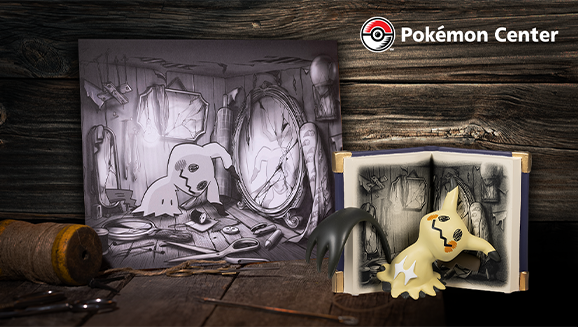 Get Thrills and Chills from the Pokémon Center Scary Stories Collection