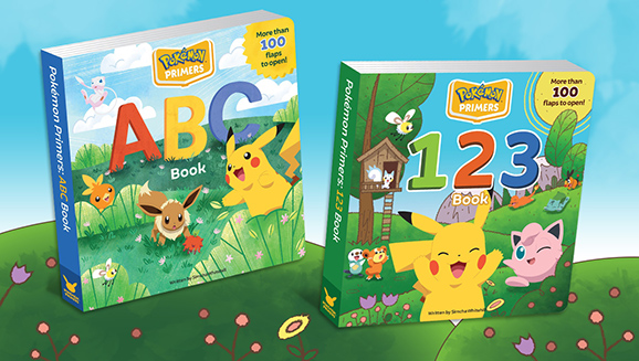 Learn to Read with Pikachu, Eevee, and Their Friends