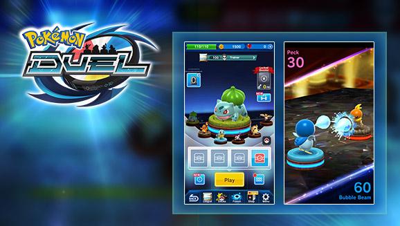 pokemon duel apk data download