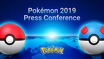 Watch the Pokémon 2019 Press Conference from Tokyo