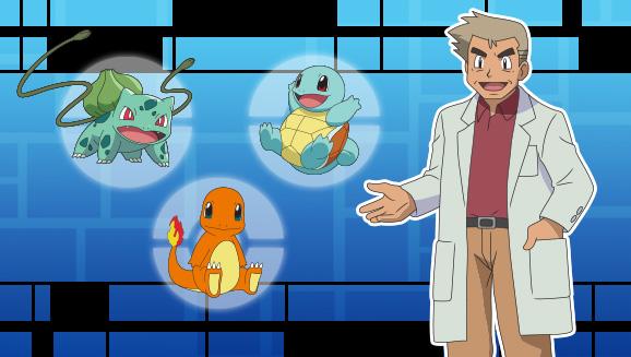 Trainer Spotlight: Professor Oak