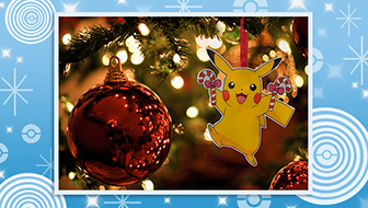 Deck the Halls with Pikachu