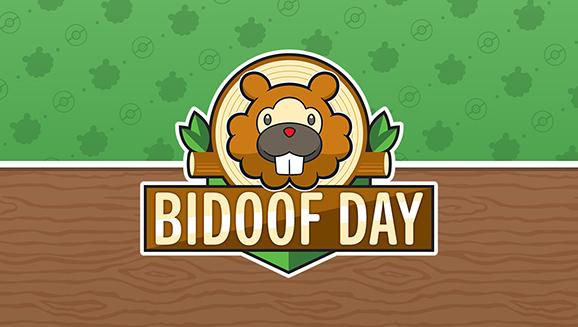 Enjoy a Day of Bidoofery