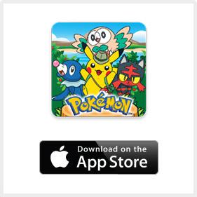 Camp Pokémon Info