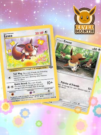 Eevee Shines in the Pokémon TCG