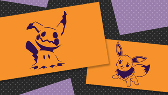 New Pokémon Pumpkin Stencils for 2018!
