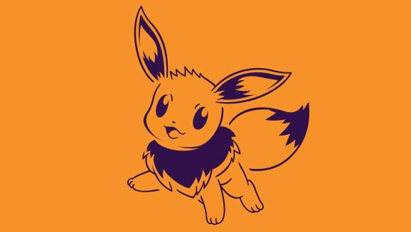 Eevee Pattern—New for 2018
