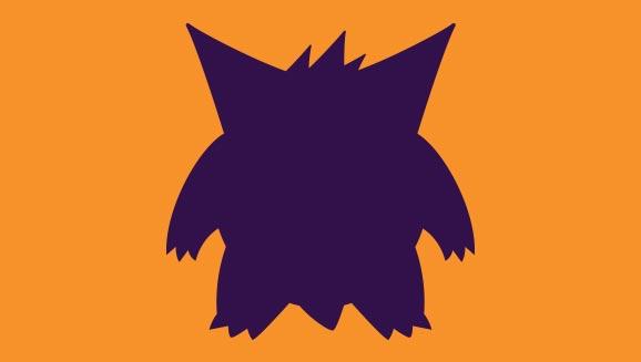 Motif Ectoplasma - silhouette