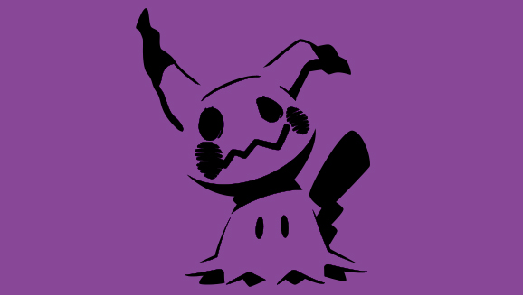Mimikyu Pattern #3—New for 2019