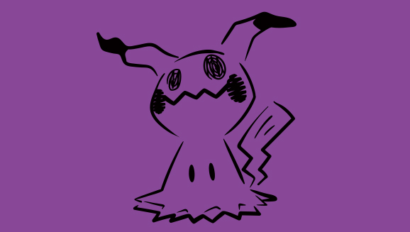 Mimikyu Pattern #5—New for 2019
