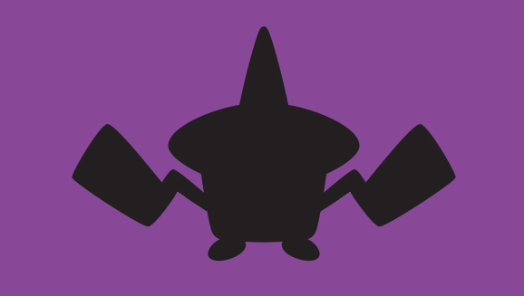 Rotom Dex Silhouette Pattern—New for 2019