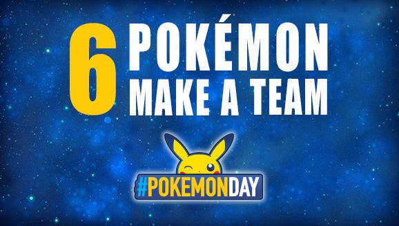 Prepare for Pokémon Day