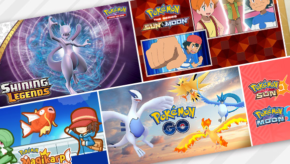The Top Pokémon Stories of 2017