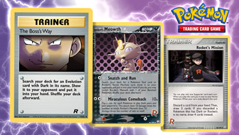 Team Rocket's Pokémon TCG Legacy