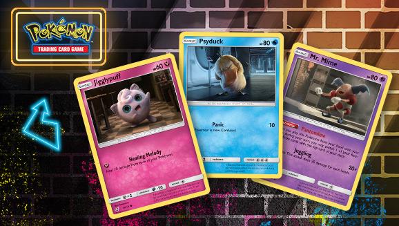 A First Look at Pokémon TCG: <em>Detective Pikachu</em> Cards