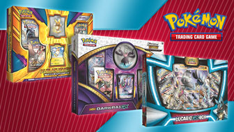 Have a Happy New Year with the Pokémon TCG
