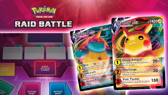 A New Way to Battle in the Pokémon TCG
