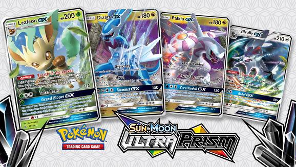 A Peek at Prized Pokémon-<em>GX</em>