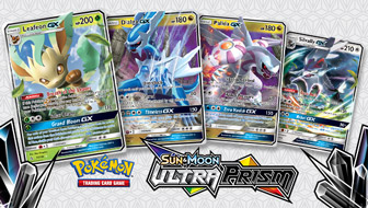 A Peek at Prized Pokémon-GX