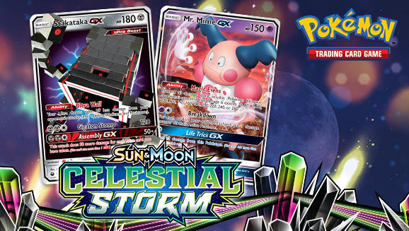 New Pokémon-<em>GX</em> Storm into Battle