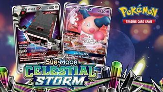 New Pokémon-GX Storm into Battle